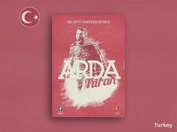 Retro Poster Collection - Arda Turan