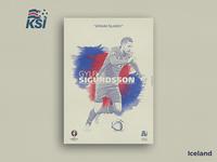 Retro Poster Collection - Gylfi Sigurdsson