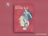 Retro Poster Collection - Thomas Rosicky