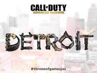 Throne of Games Promo, Detroit