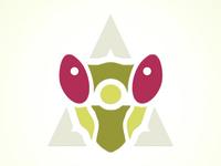Mantis Head Conceptual Logo