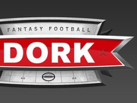 Fantasy Football Dork Logo