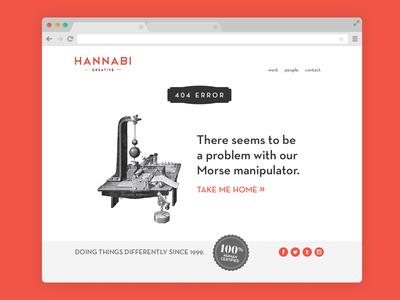 Hannabi 404