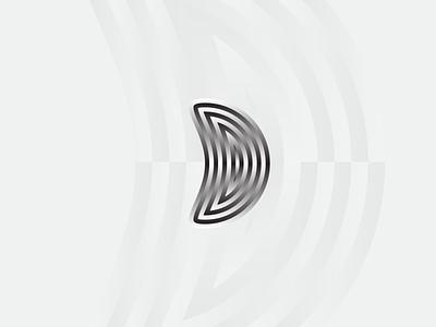 D latter logo design brand identity branding design logodesign d logo logotype d monogram dribbble d mark digital d latter abstract vector illustration minimal typography identity icon logo branding design