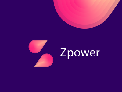 Zpower vector icon identity logo z logo designer best logo top logo minimalist logo modern logo logo make logo creation logo maker logo concept logo design logo idea branding logo zpower logo z latter internet logo power logo
