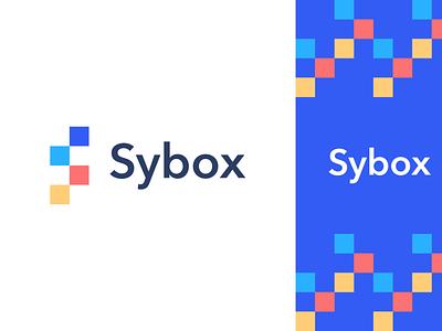 Sybox modern logo design modern design branding design logo concept logo idea logo creatuion logo designer logo maker graphic design vector minimal icon identity design logo branding box logo box sybox