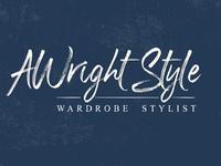 Awright Style Stylist Logo