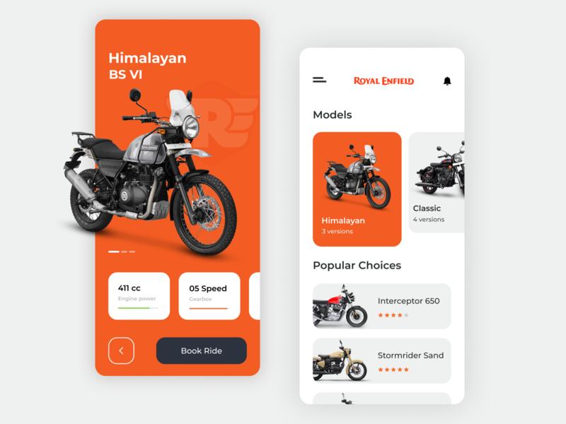 Discover Bike App