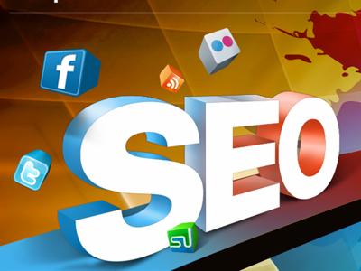 Seo & Social Media Banner