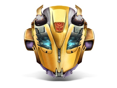 BumbleBee Icon transformers yellow bumblebee clean icon