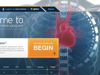 Cardiovascular Web App