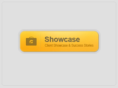 Showcase button orange call to action