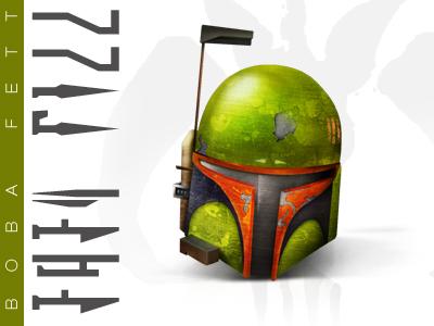 Boba Fett Helmet Icon