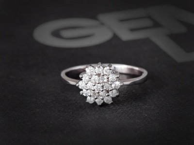 Jewellery Photogrpahy diamond ring jewellery product photography