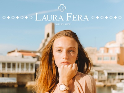 Laura Fera logo design
