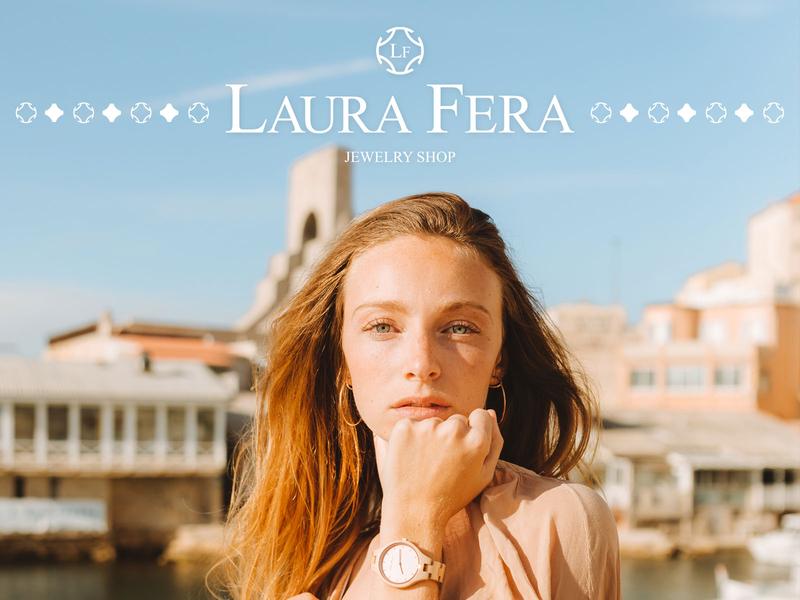 Laura Fera logo design