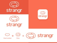 strangr, a dating app concept by Fanuel
