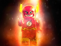 Lego The Flash