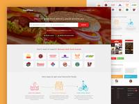 Online Food Website