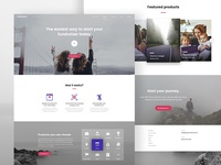 Charity – Nonprofit / Fundraising Landing Page
