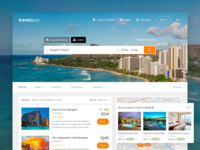 Hotel Listing Page
