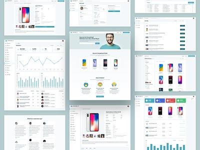 Minimisecost Case Study bidders suppliers buyer discount concept website ui ux bidding pricing ecommerce mobile minimisecost process design case study