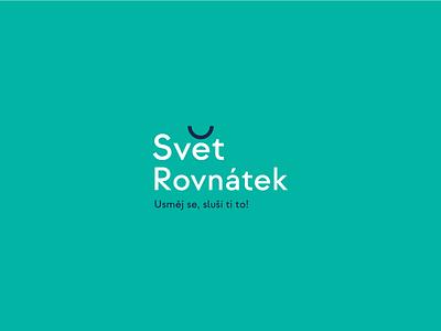 Svět Rovnátek / brand redesign corporate identity logo brand branding
