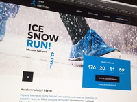 ICE, SNOW, RUN!