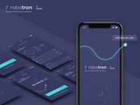 Robotron - mobile app