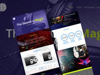 Luca Dlux Dj web site