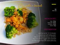 #040 Dailyui Challenge - Recipe