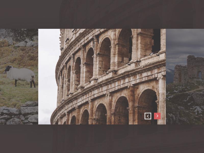 Image Slider image slider 072 ui design slider image shot daily dailyui ui
