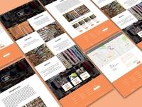 Full Restyling website