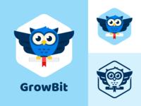 GrowBit – logo