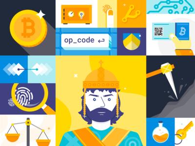 Bitcoin – Cover Book