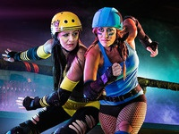 Star Trac 2012: Roller Derby
