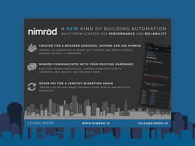Nimrod Digital Advertisement digitalmarketing socialmedia digitaldesign