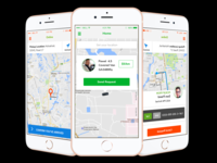 Case Study GoPick Delivery Items Apps