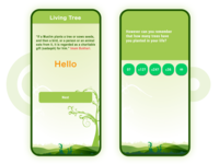 Living Tree Apps UI / UX Design