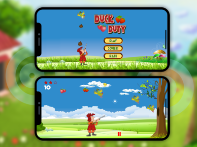 Duck Duty 2d Games