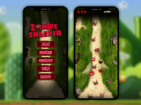 Zombie Smasher-2d-Games