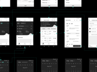 CheapOair. Wireframes
