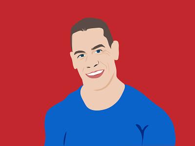 John Cena illustration