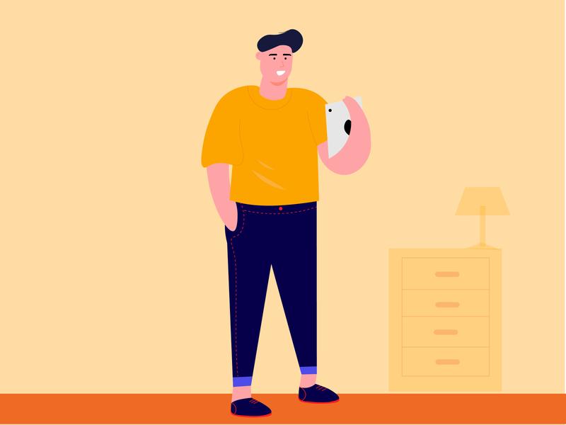 Casa illustration