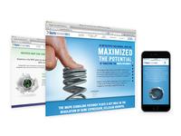 Pharmaceutical website