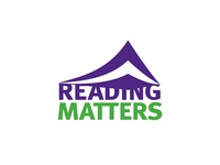 Logo for a children's reading campaign.