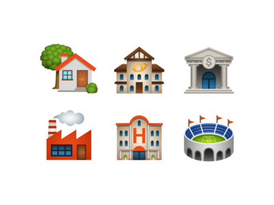 Emoji: place-building