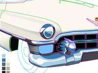 [WIP] 1954 Fleetwood Cadillac