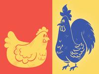 Chicken.