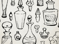 Poisonous Perfume Bottles